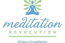Yoga/meditation / by April Bumgarner