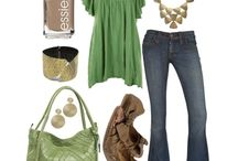 outfits :) / by Amanda Black