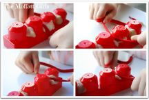 Playcentre hygiene ideas / Ideas to educate children on H&S