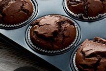 Gluten free Brownie muffins