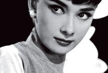 Audrey Hepburn / Mein Star! / by Kerstin Biermann