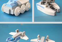 Lego follies