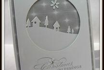 Christmas card / cartes de voeux et noël