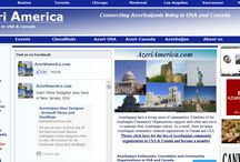 Azeri America / The Place for all Azerbaijani Things in USA & Canada