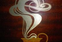 Coffee  / by Eileen Smith Farleigh