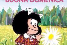 cartoline di mafalda