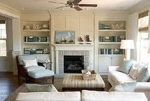 Built Ins / Built ins - ideas for the home.