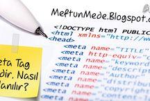 Meta Tag Etiketleri nedir, Nasıl kullanılır?