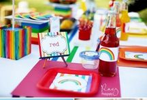 Kids bday party ideas / by Christy Pogue
