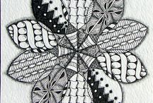 Zentangles for card making / zentangle ideas for card making, http://stampinwithsandi.com/, zentangles, card making, Canadian Stampin Up Demonstrator, stampin with sandi, sandi maciver, card making blog, paper crafting, free stamping videos, free stamping tutorials, stampin up card ideas, stamping techniques