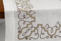 Anichini / Exceptional textiles and hand-made linens from Tuscany.