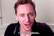 HIDDLESTONED! / Tom Hiddleston and his characters