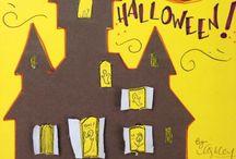 scuola halloween
