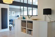 Decoration salon scandinave ou moderne