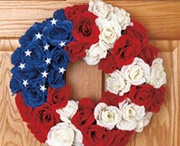 Red, white and blue / by Corrine Starkey