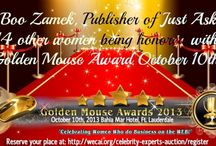 Golden Mouse Award Honorees