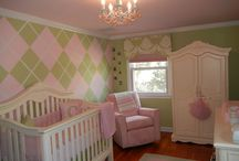 Kid's Bedroom & Playroom / Since I adore the nursery we did for our Charlotte (see Fashionably Preppy below) and most likely will not be changing for years to come - this board to get ideas for playroom and a few ideas to add and grow to our little girls room! / by Laura Szymanski