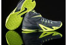 Mean kicks / Mean basketball kicks.