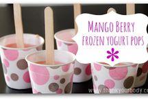 Frozen Delight / Yummy ice cream recipes and treats / by Julia Doyal