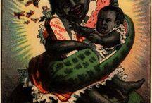 Art?/How Black People Were Viewed