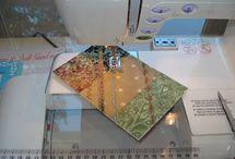 Cartoline tessili