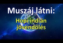 HOPI INDIANOK JÓSLATAI