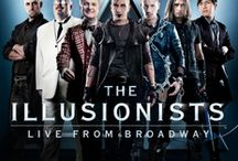 Past Shows- THE ILLUSIONISTS / The Illusionists mark their debut at the Fabulous Fox on March 31-April 2, 2017.
