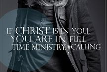 Ministry / by Christina Clarey