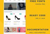 Shoppy Ecommerce UI KIT With Source Code