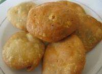 Puri and kachori