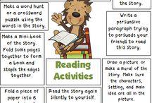 Reading activities (general)