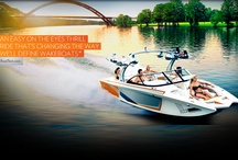 Tige RZ Series / Tige RZ2 and RZ4 boat produces the best wake surf and wake board wakes.  Gorgeous colors and edgy styling make this boat a head-turner on the lake.