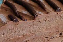 Пироги с шоколадным кремом