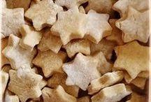 Biscuits pour le toutou