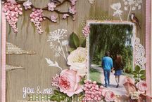 12x12 Layouts / by The Cutting Garden Papercraft Studio