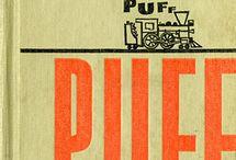 Vintage women and pancake illustrations (the woods were full of men design inspiration)