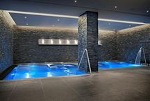 THE SPA / A realm of relaxation extending over 500 square metres - pamper pool, sauna and hammam facilities, as well as fitness and treatment rooms. Open 365 days.