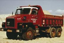 T TERBERG TRUCKS / Trucks of the Netherlands brand TERBERG.