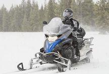 Универсальный и надежный, невероятно мощный снегоход Venture Multi Purpose