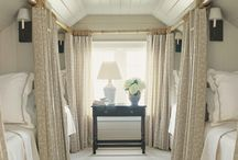 Little People Rooms / by Caroline Brackett CBB Interiors