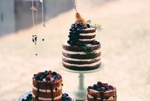 Nakee wedding cakes for Lulu's / by Anna Giles