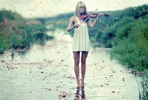 Music and Instruments / by Cherry