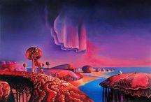 oil surrealism inspiration