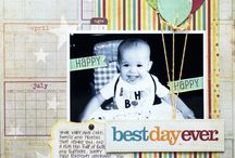 Scrapbooking / by Stacey Lyne