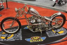 Ultimate Bike Builder 2014-15 / Winning custom bikes from the International Motorcycle Show's Ultimate Bike Builder 2014-2015 tour.  / by Harley-Davidson