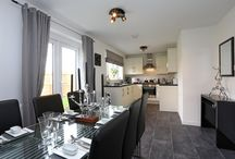 """Interior Design / Brand new 2, 3 & 4 bedroom homes from £99,995 for a two bedroom semi-detached home or just £335 per month with the governments Help to Buy scheme.""""  www.gleeson-homes.co.uk"""