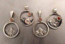 Zilverwerk ringen en hangers