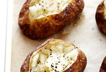 Potatoes (Baked)