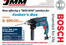 Father's Day Special Bosch GSB 1300 Impact Drill 13mm , Valid Until 15 June 2017 , While Stocks Last