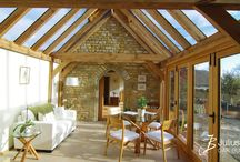Conservatories / A selection of Julius Bahn's Conservatory Projects